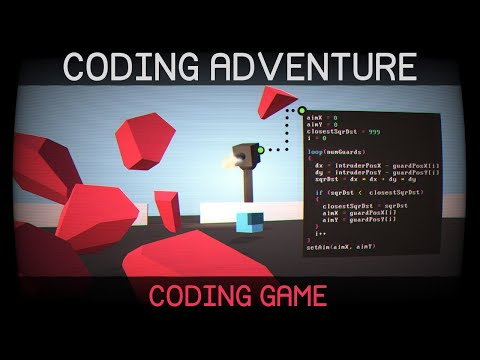 Coding Adventure: Coding a Coding Game