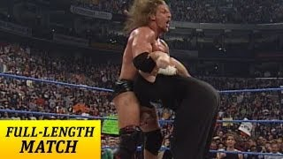 FULL-LENGTH MATCH - SmackDown - Triple H vs. Tazz
