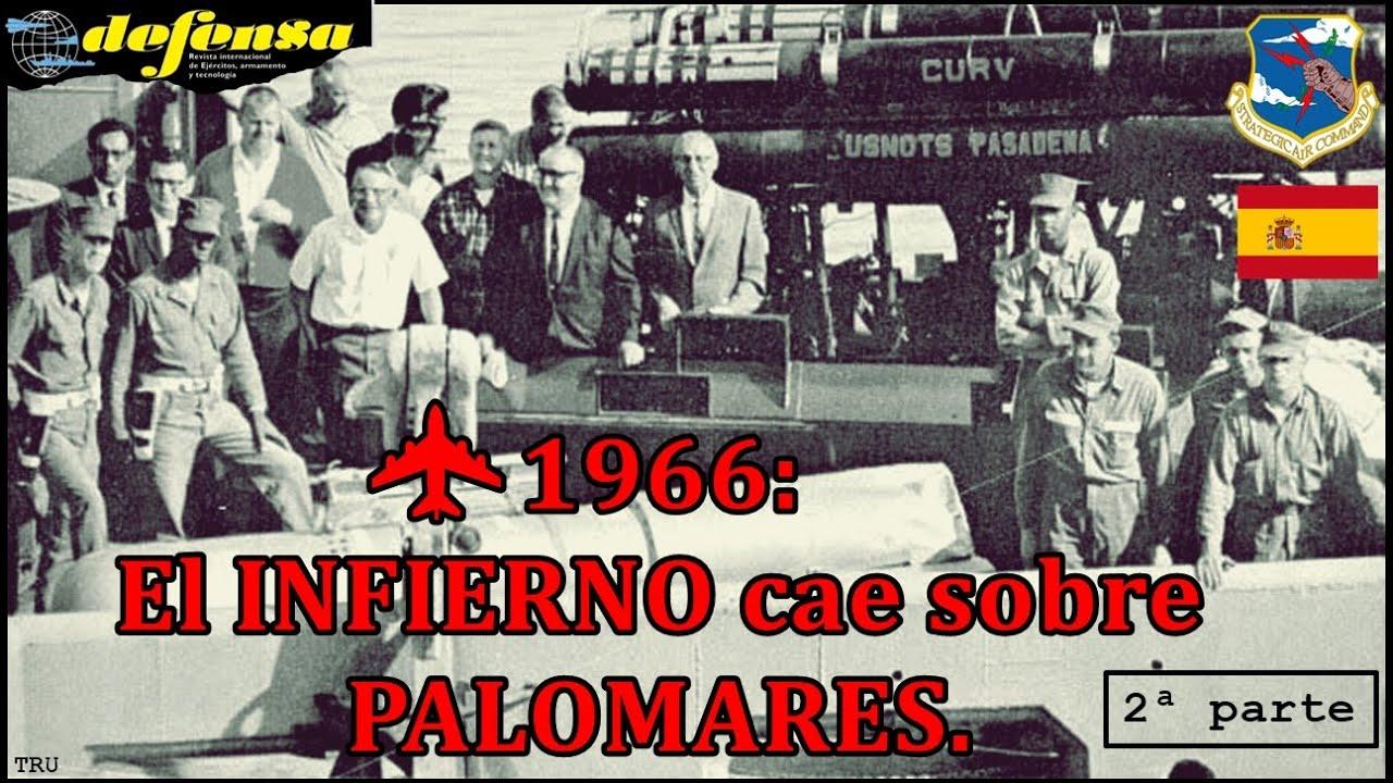 1966: El INFIERNO CAE sobre PALOMARES (España) (2/2). By TRU