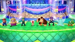 Mario Party 10 - Minigame Tournament (All Minigame Packs)