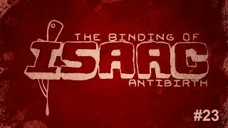 """UNLOCKING The Lost // Hidden character"" - The Binding of Isaac - Antibirth #23"