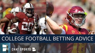 College Football Betting Lines, Point Spreads, And Best Odds - September 8th