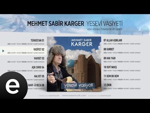 Vasiyet (Mehmet Sabir Karger) Official Audio #vasiyet #mehmetsabirkarger
