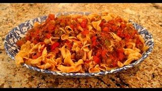 Johnny Marzetti Recipe