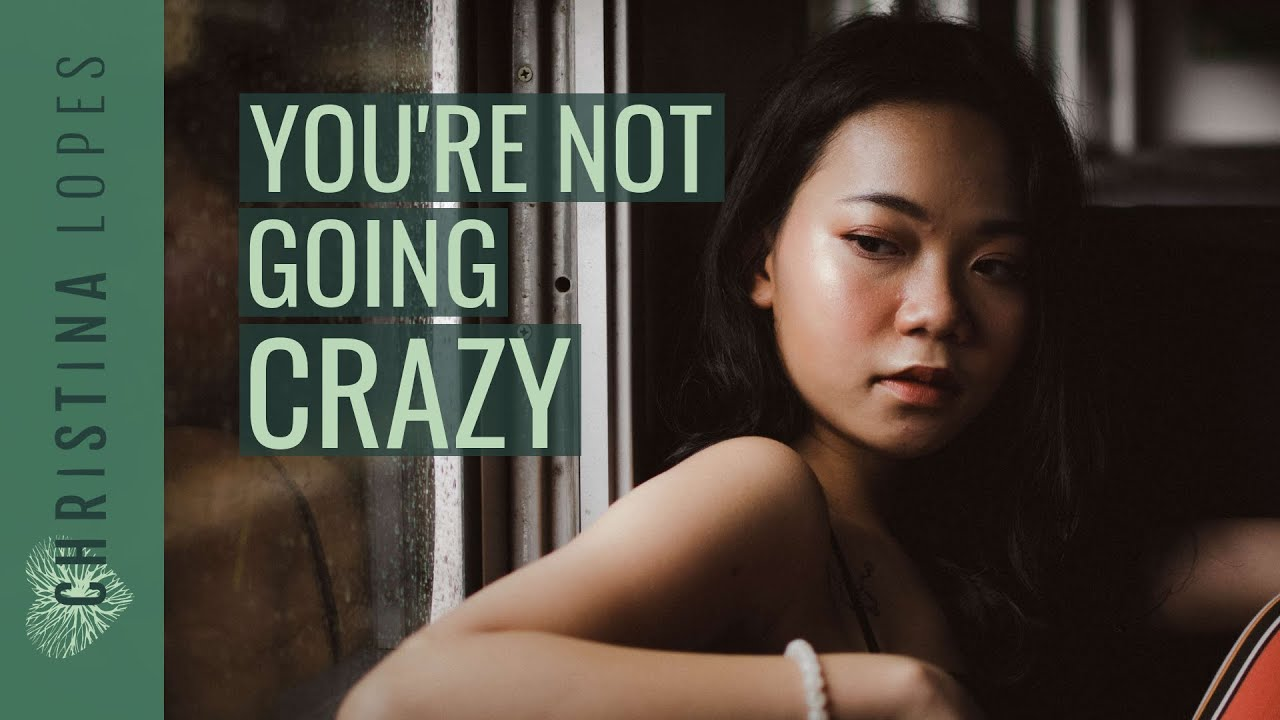 Awakening Or Going Crazy? Here's WHY You Feel Crazy When You Awaken