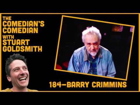 The Comedian's Comedian - 184 - Barry Crimmins