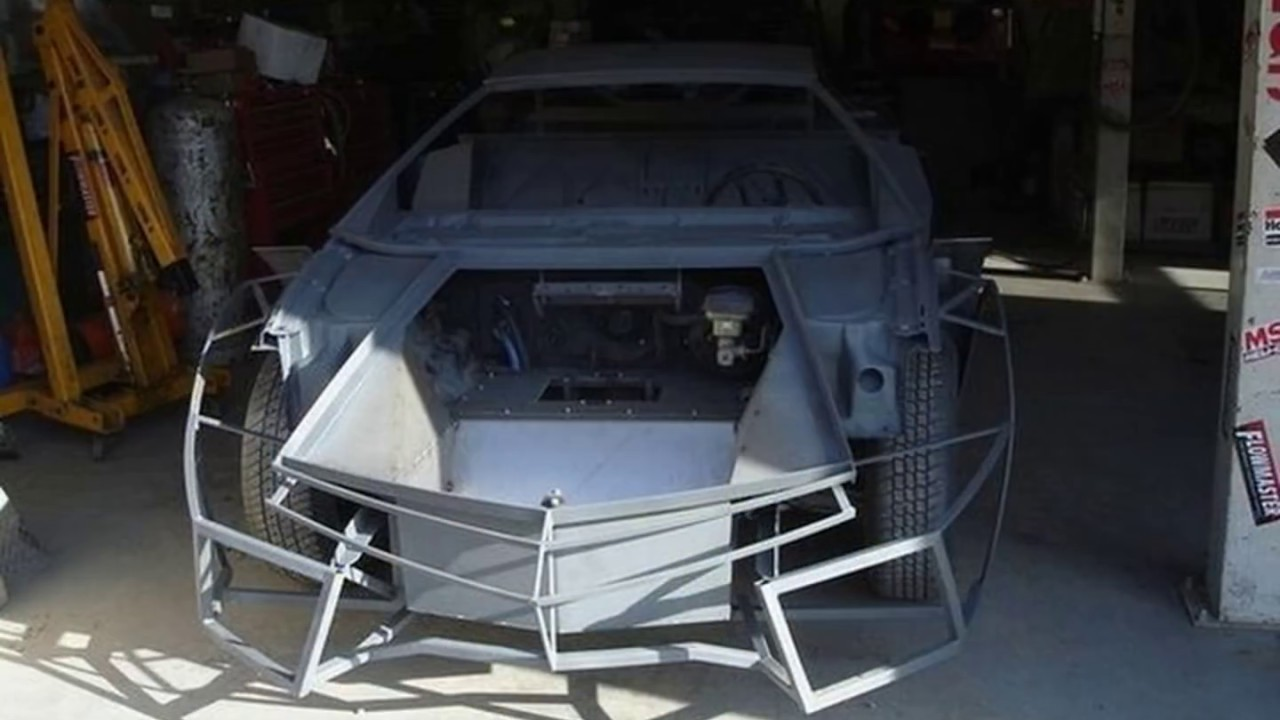 Pontiac fiero lamborghini
