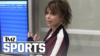 Paula Abdul: Lakers Retired My Uniform Too, But There's a Huge Problem! | TMZ Sports thumbnail