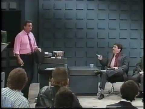The World According To Morton Downey Jr. #2