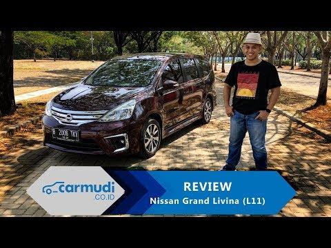 REVIEW Nissan Grand Livina 2013-2016 (L11) Indonesia: Si Nyaman yang Terlupakan?