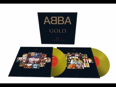Unboxing ABBA 'Gold' Colour Vinyl. Reseña.