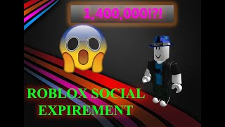 NOOB GETS REJECTED THEN PUTS 1 MILLION + ITEM ON | Roblox social experiment