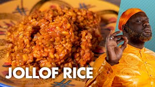 Jollof Rice *WELCOME TOMMY*