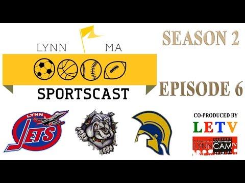 Lynn MA Sportscast | Season 2, Episode 6 (1/30/2015)