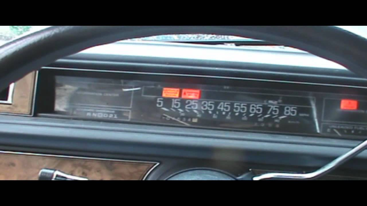 89 Buick Lesabre Youtube