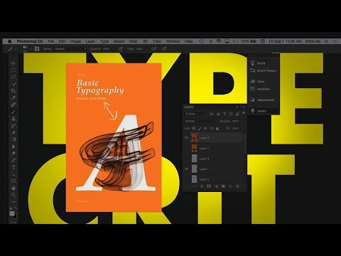 "Typography Critique— ""Basic Typography"" Poster Review 5 mins"