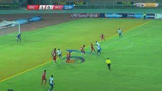 Magoli yote: Simba SC 4-2 AFC Leopards (Mechi ya kirafiki - 08/09/2018)
