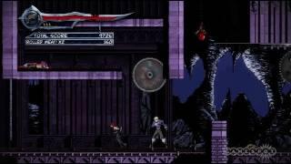 BloodRayne: Betrayal - Saw Blades Gameplay (PS3)