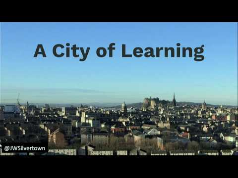 Making Edinburgh the First Global City of Learning
