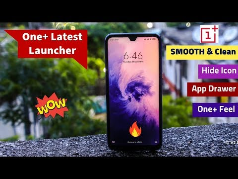 Install Zabardast🔥One+ Launcher In Any Phone | Best & Smoothest Android Launcher 2019
