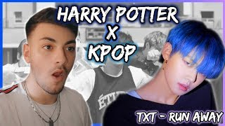 TXT -  '(Run Away)' Official MV | REACTION!! - 10 POINTS FOR BIGHIT!