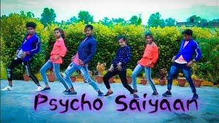 Psycho Saiyaan / Saaho / Dance video / Choreography by Aamir Shaikh