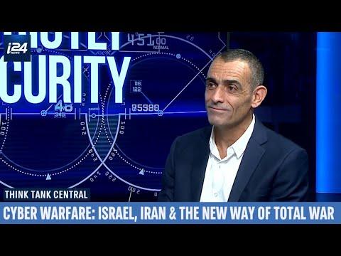 Former Head Of Shin Bet Cyber Dept. Talks Iran-Israel Cyberattack Exchange
