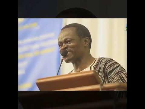 Prof. Lumumba elects Dr Yumkella president