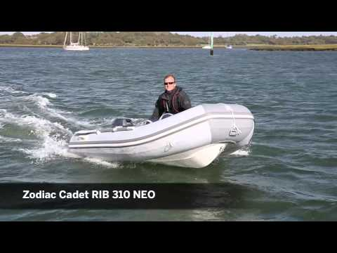 Group tender test from Motor Boat & Yachting