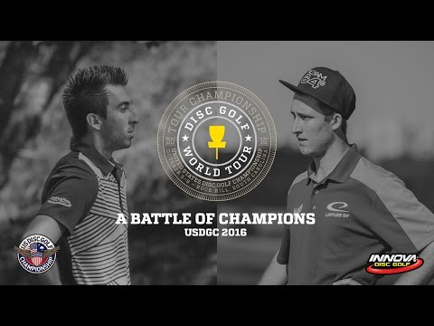 USDGC 2016 - A Battle of Champions