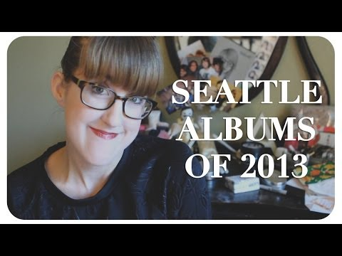 TOP TEN SEATTLE ALBUMS OF 2013  |  abb3rz07