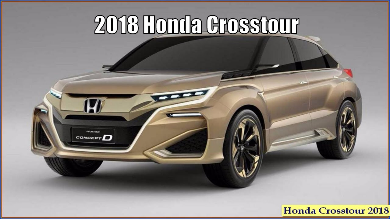Honda Crosstour 2018 - New 2018 Honda Crosstour SUV Interior ...