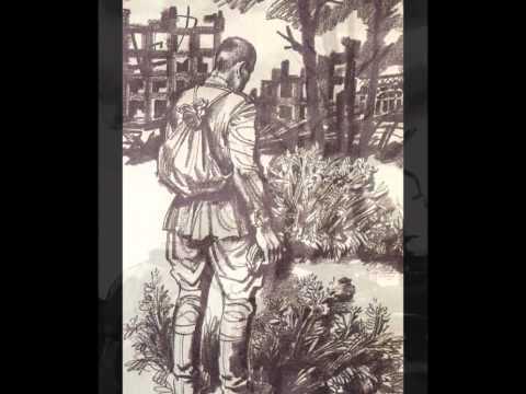 Иллюстрации к рассказу М.Шолохова Судьба человека