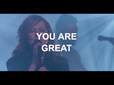 Darlene Zschech - You Are Great (Official Video)