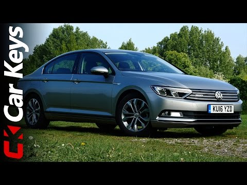 Volkswagen Passat 4k 2016 review - Car Keys