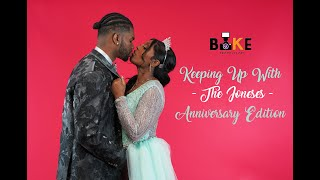 Keeping Up With the Joneses Anniversary Edition X Buke Productions