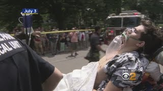 Update On Injured Central Park Tourist