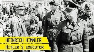 Heinrich Himmler, Reichsführer-SS, about the extermination of the Jews