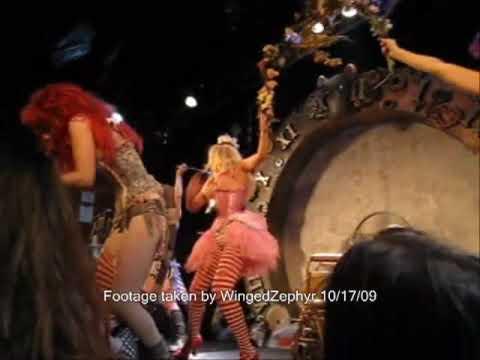 Emilie Autumn - The Art of Suicide (live)