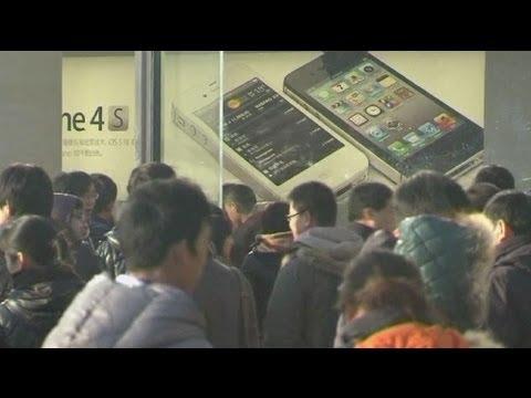 Peking - keine iPhones für Wutkonsumenten
