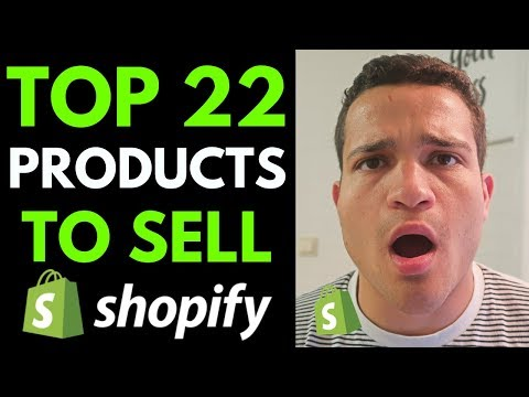 TOP 22 WINNING PRODUCTS TO DROPSHIP IN 2019