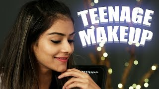 Teenage Makeup | Makeup For Teenagers | Makeup Tutorial | Teenage Makeup Video | Foxy Makeup