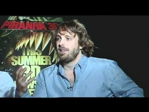 Piranha 3D  Exclusive: Alexandre Aja and Mark Canton