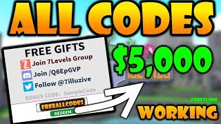 ALL CODES IN [UFO] Cursed Islands 2019 [ROBLOX] | 7 Codes