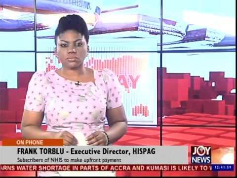 Big Dreams for Ghana's energy - Joy News Today (22-10-14)