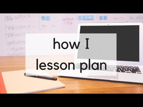 How I Lesson Plan For Middle School Social Studies | Teacher Vlog 12