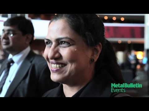 """Metal Bulletin Events: """"A great place to meet the ferro-alloys industry"""""""