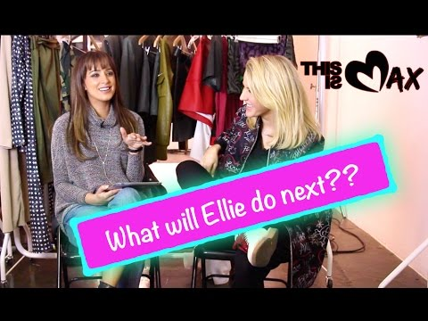 ELLIE GOULDING on what type of guy she likes!!