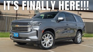 homepage tile video photo for The 2021 Tahoe is HERE & Better Than EVER! 6.2L High Country Review