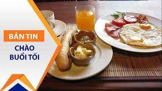 Người Hà Nội ăn sáng đắt nhất thế giới | VTC